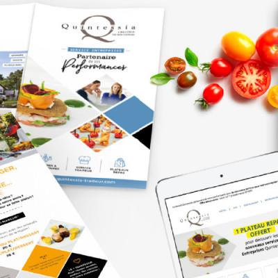 Quintessia lancement de projet par AxellesCom