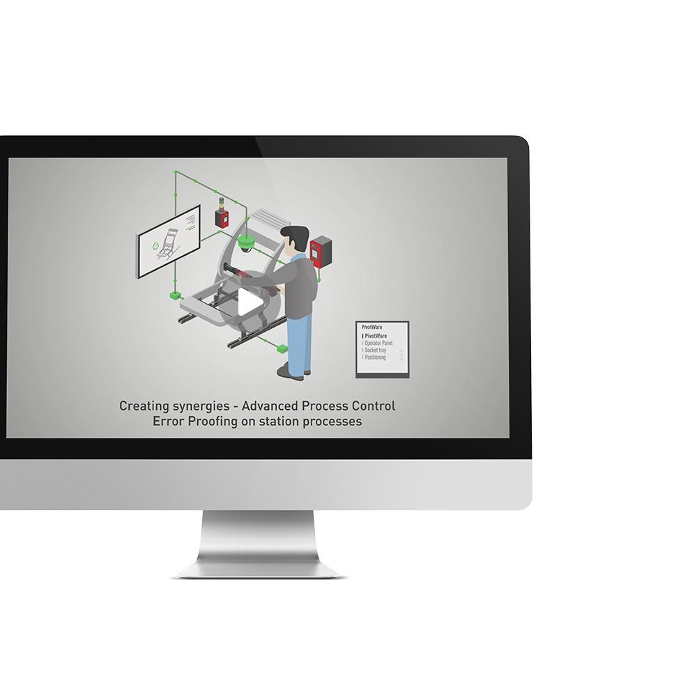 Desoutter services video motion