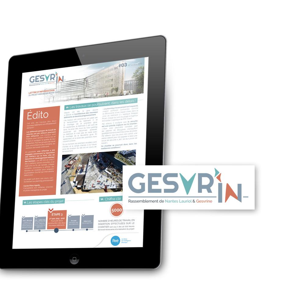 RTE - Gesvrin - newsletter
