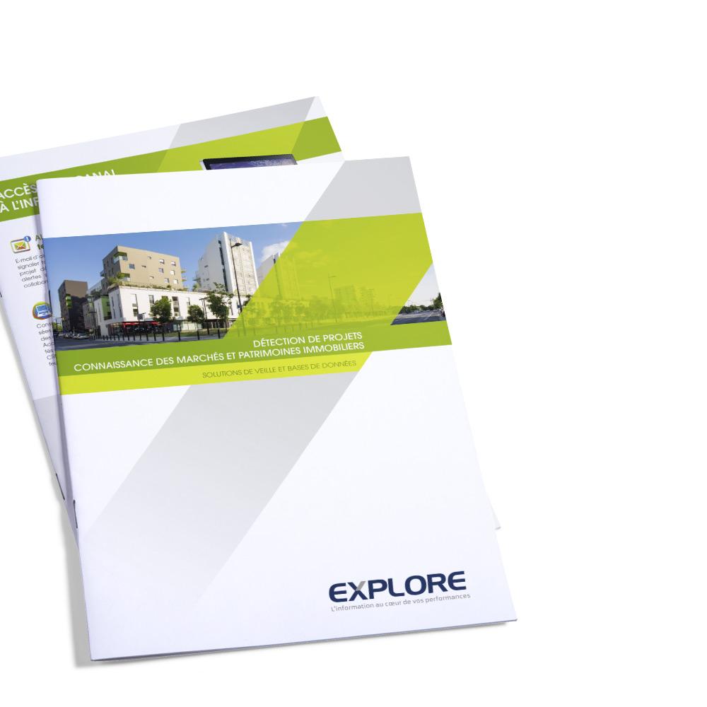 Explore - brochure